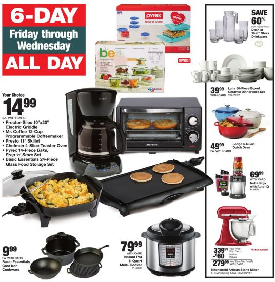 Exceptionnel Save On The Kroger Marketplace 6 Day Sale. Friday 11/24   Wednesday 11/29.