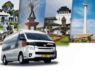 Jadwal Bhinneka Shuttle Jakarta - Bandung