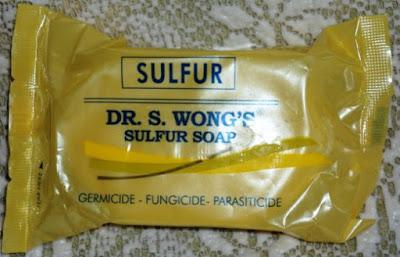 dr. wong's sulfur soap