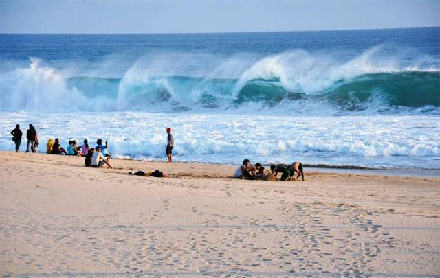Ujung Genteng, Pantai Ombak 7, Diaryanakampung.com