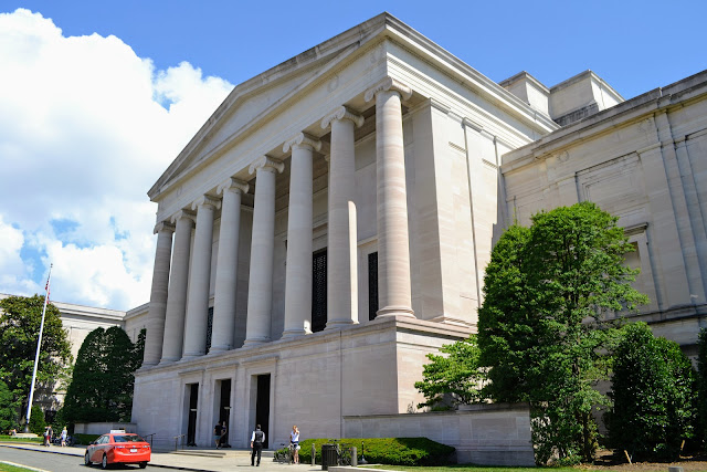 Національна Галерея Мистецтва. Вашингтон. Округ Колумбія(National Gallery of Art. Washington DC)