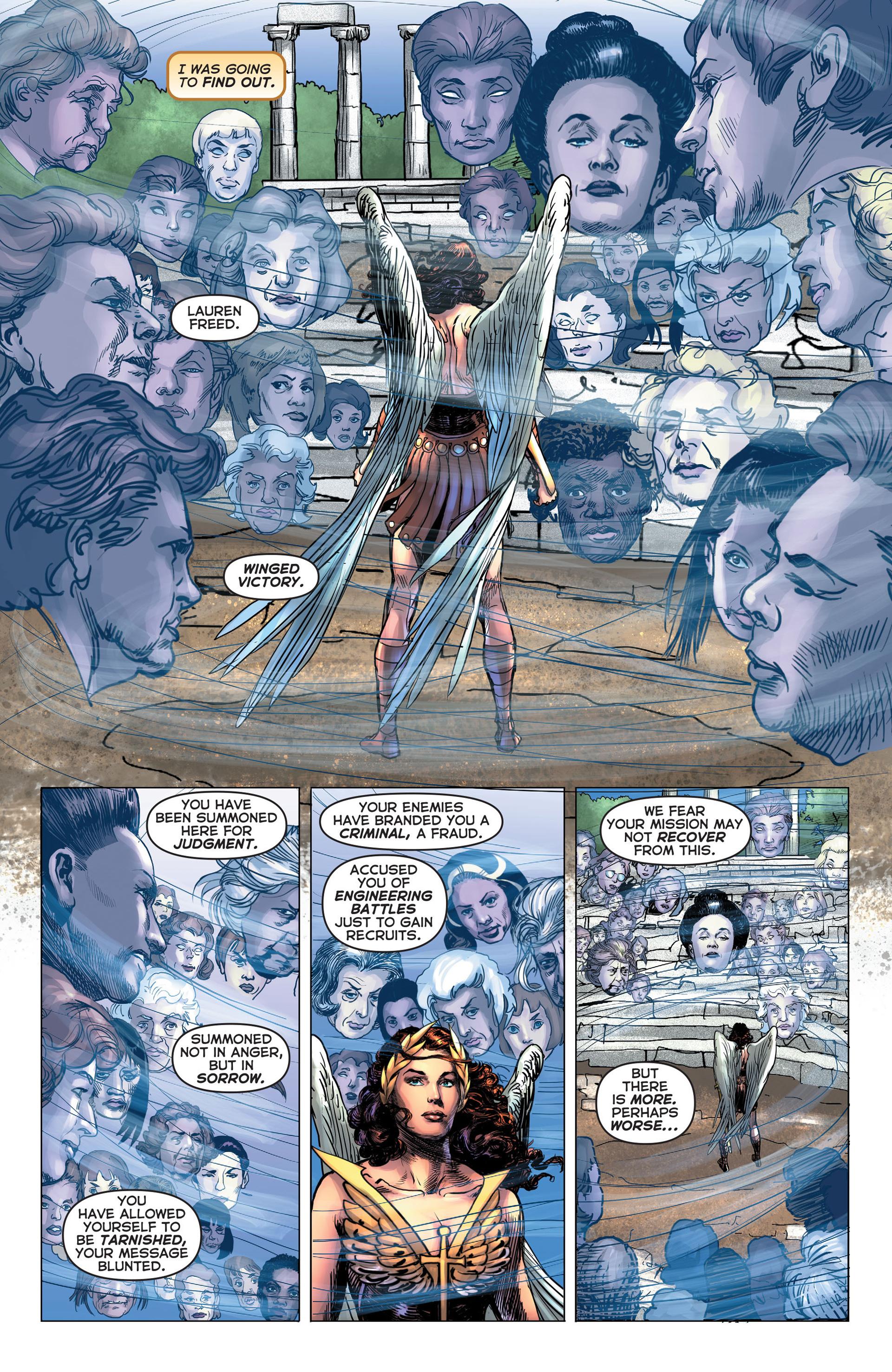 Read online Astro City comic -  Issue #10 - 9