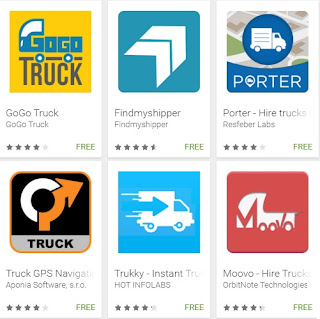 Truck Booking Apps