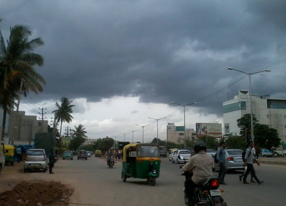 Bengaluru likely to receive rainfall on November 16-17 & 22-23