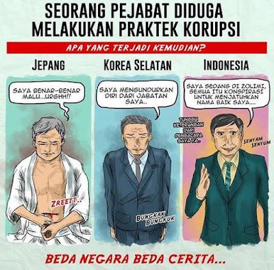 Perbandingan Indonesia VS Luar Negeri Versi Meme