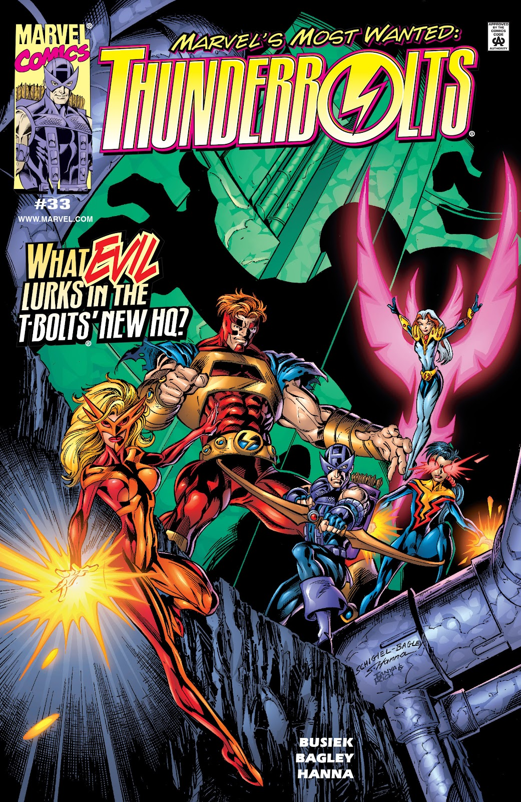 Read online Hawkeye & The Thunderbolts comic -  Issue # TPB 1 (Part 3) - 50