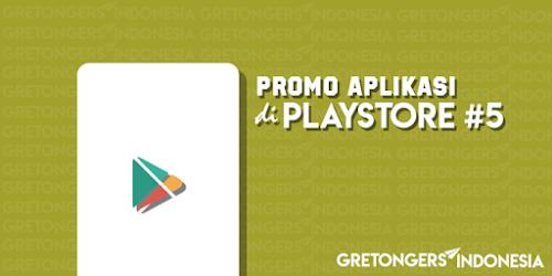 Promo Aplikasi Berbayar Menjadi Gratis Di Playstore #5
