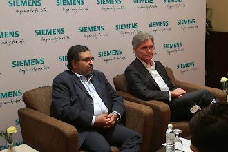 Siemens Siap Sedia untuk Melabur 100 Juta Euro untuk mempertingkatkan kemahiran semula dan memperkasakan pendigitalan dalam Malaysia