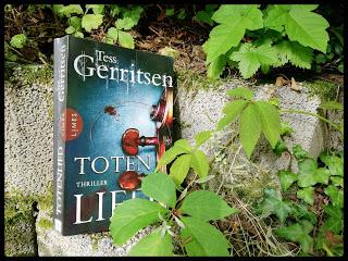 Tess Gerritsen-Grabkammer
