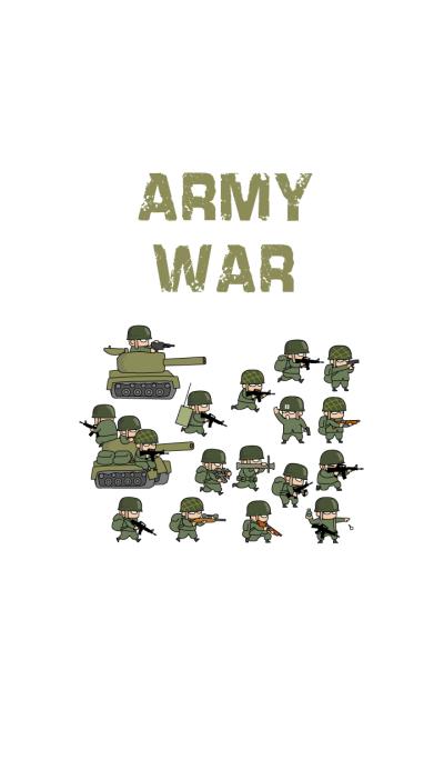ARMY WAR