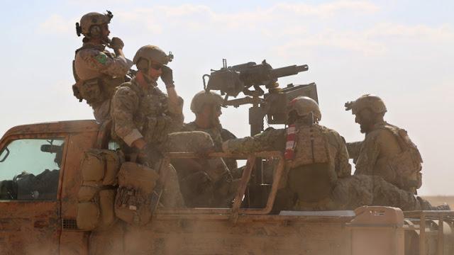 Comandos de EE.UU. entran en una ciudad siria y son expulsados por fuerzas apoyadas por Washington