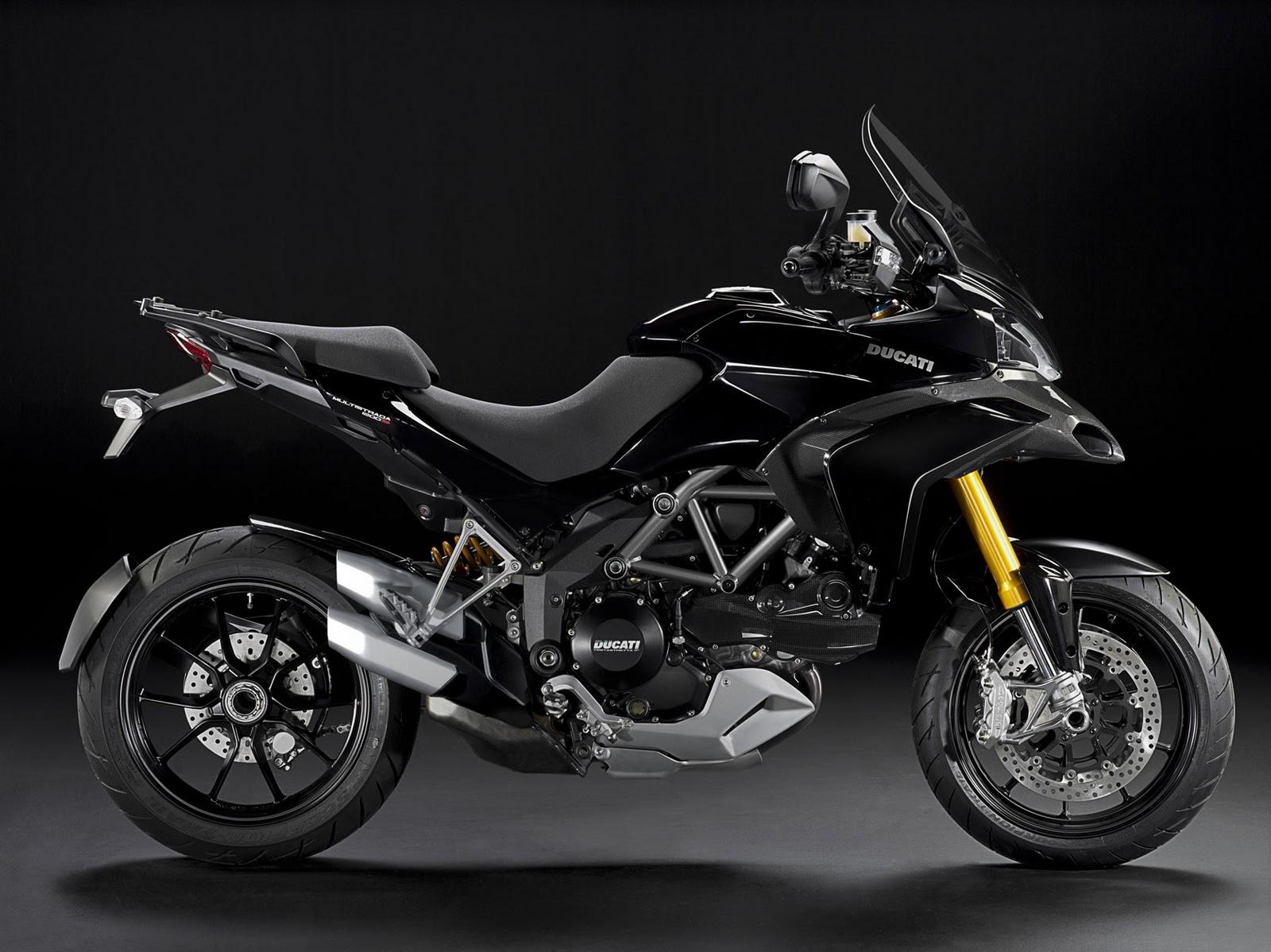 Ducati Multistrada 1200 S Touring Concept