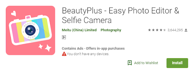 Redmi Apps | Best Redmi Apps for Beauty Camera for Photography