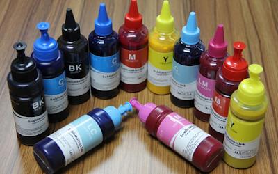 Pengalaman printer epson yang cocok dengan tinta art paper, pigmen dan sublimasi