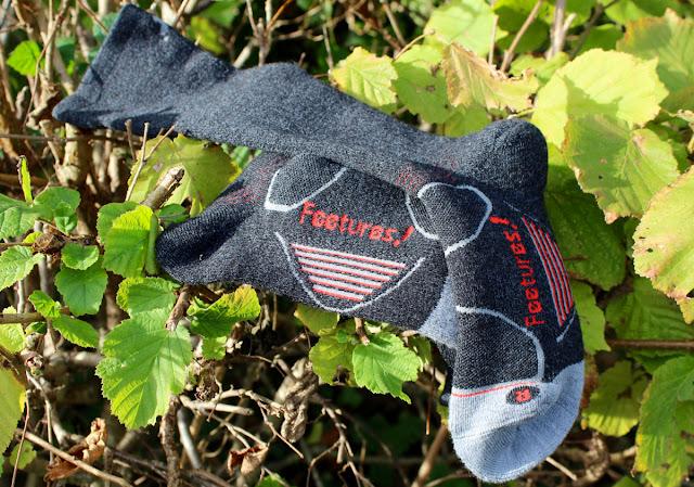 Feetures Elite Merino+ Cushion Crew Socks