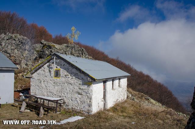 Св. Спас - во близина на село Маловиште, Општина Битола