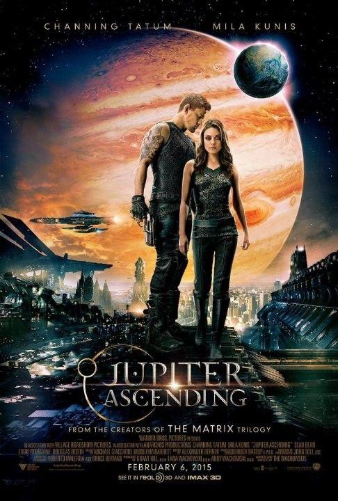 Nonton Film Jupiter Ascending (2015)