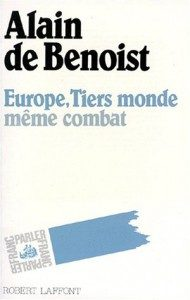 Philitt Alain de Benoist Europe