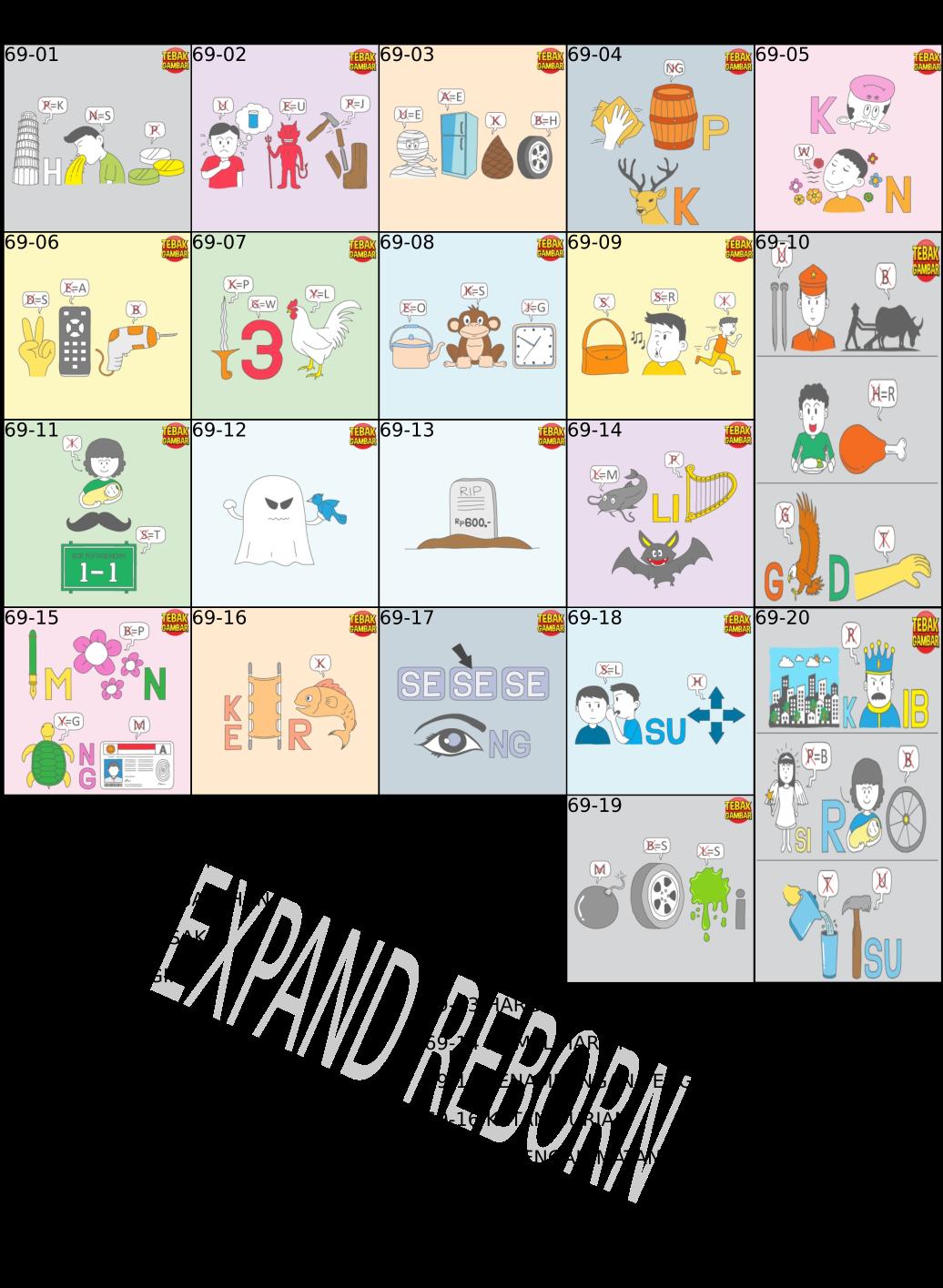 Expand Reborn Game Android Tebak Gambar Kunci Jawaban Part 5