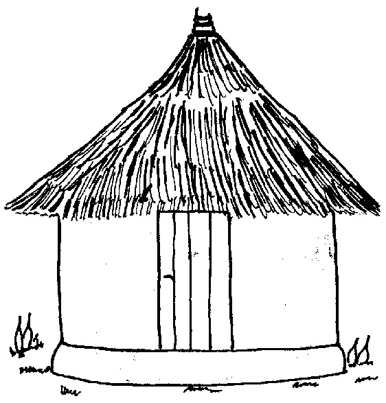Huts Drawings | www.imgkid.com - The Image Kid Has It!