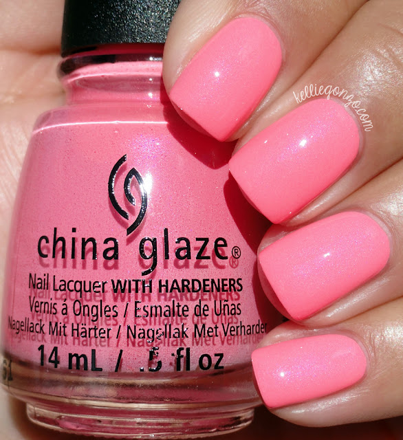 China Glaze Lip Smackin' Good