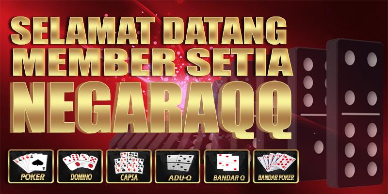 Negaraqq.com Situs Agen Domino Online Uang Asli Terbesar