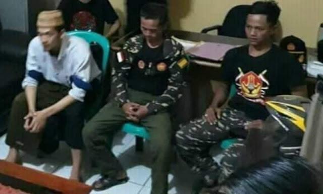 Identitas Pelaku Pembakaran Bendera Tauhid Terungkap, Begini Kondisinya di Polda Jabar