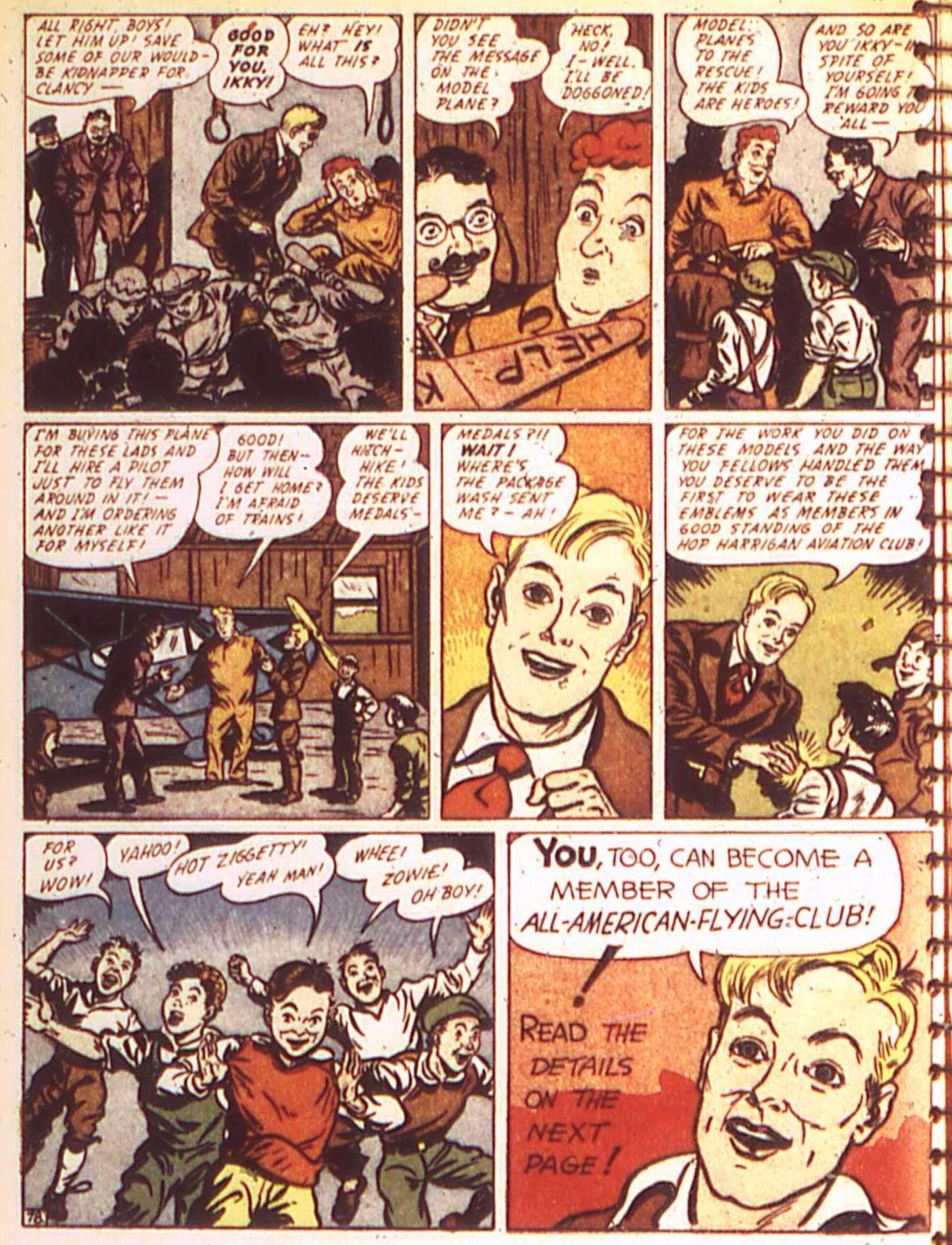 Read online All-American Comics (1939) comic -  Issue #17 - 26