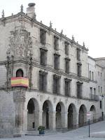 Palacio de la Conquista; Plaza Mayor; Trujillo; Cáceres; Extremadura
