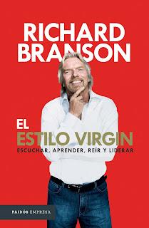 El estilo Virgin - Richard Branson