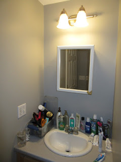 vanityarea after painting.