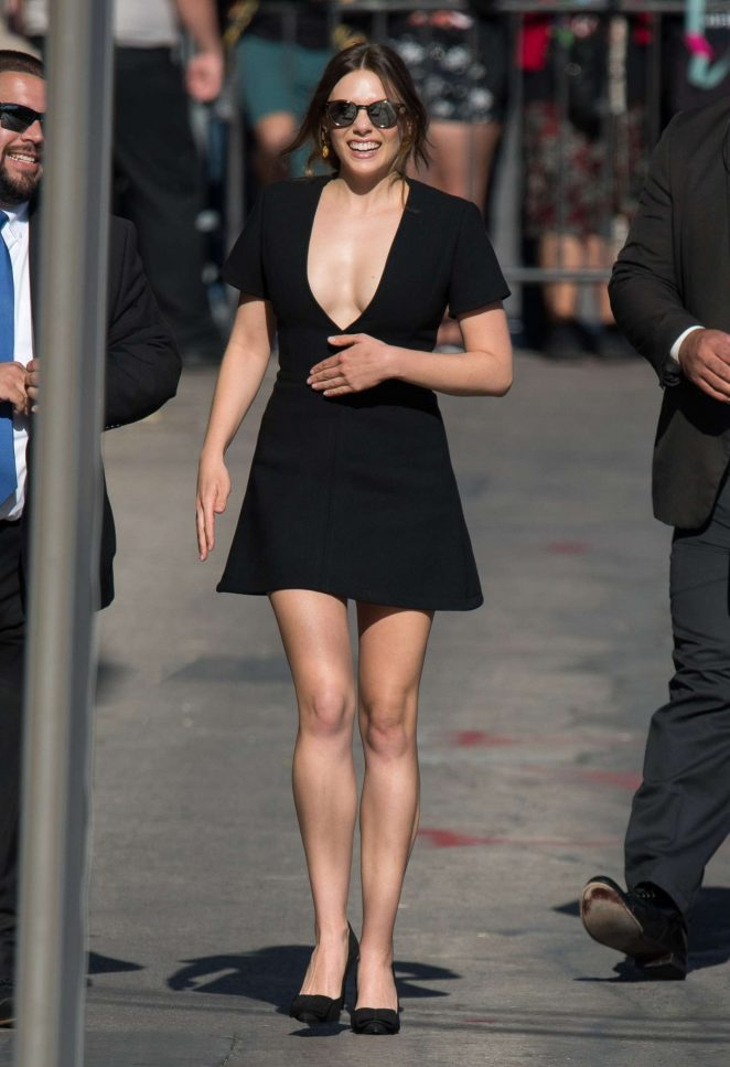 Elizabeth Olsen Hot Photo Gallery