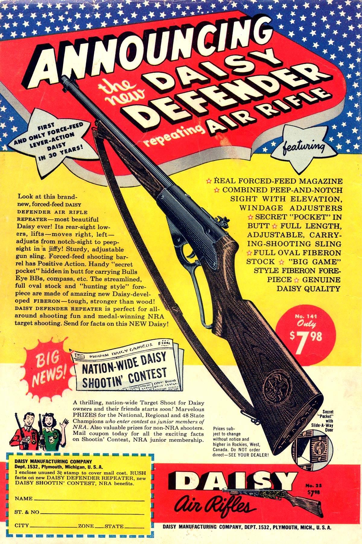 Read online Detective Comics (1937) comic -  Issue #181 - 44