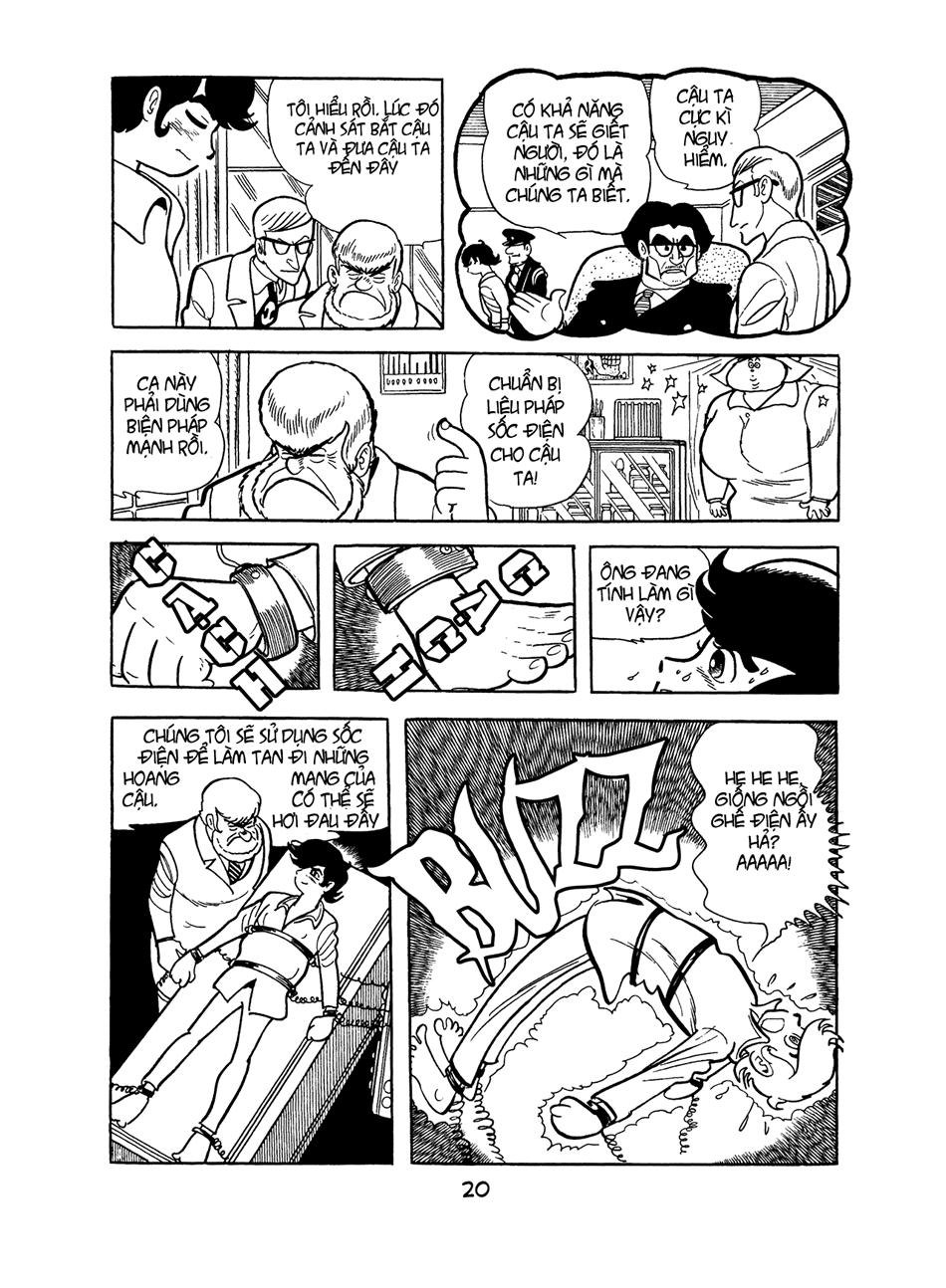Apollo's Song chap 0 trang 19