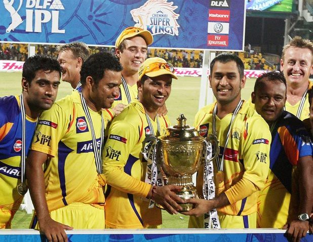 CSK Squad for IPL 5 Announced - Chennai Super Kings 247