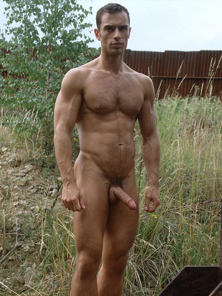 Фотографии настоящих русских голых мужиков
