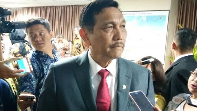 Luhut Marah: Pak Jokowi Itu Tidak Pernah Bohong!