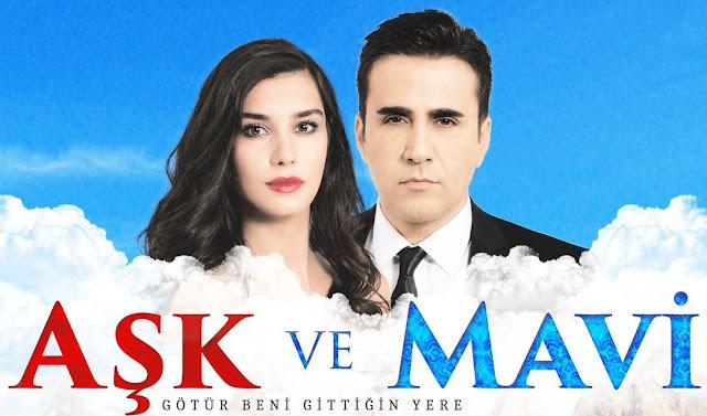 مسلسل ماوي والحب الحلقة 11 كاملة مترجمة للعربية  Aşk ve Mavi 11