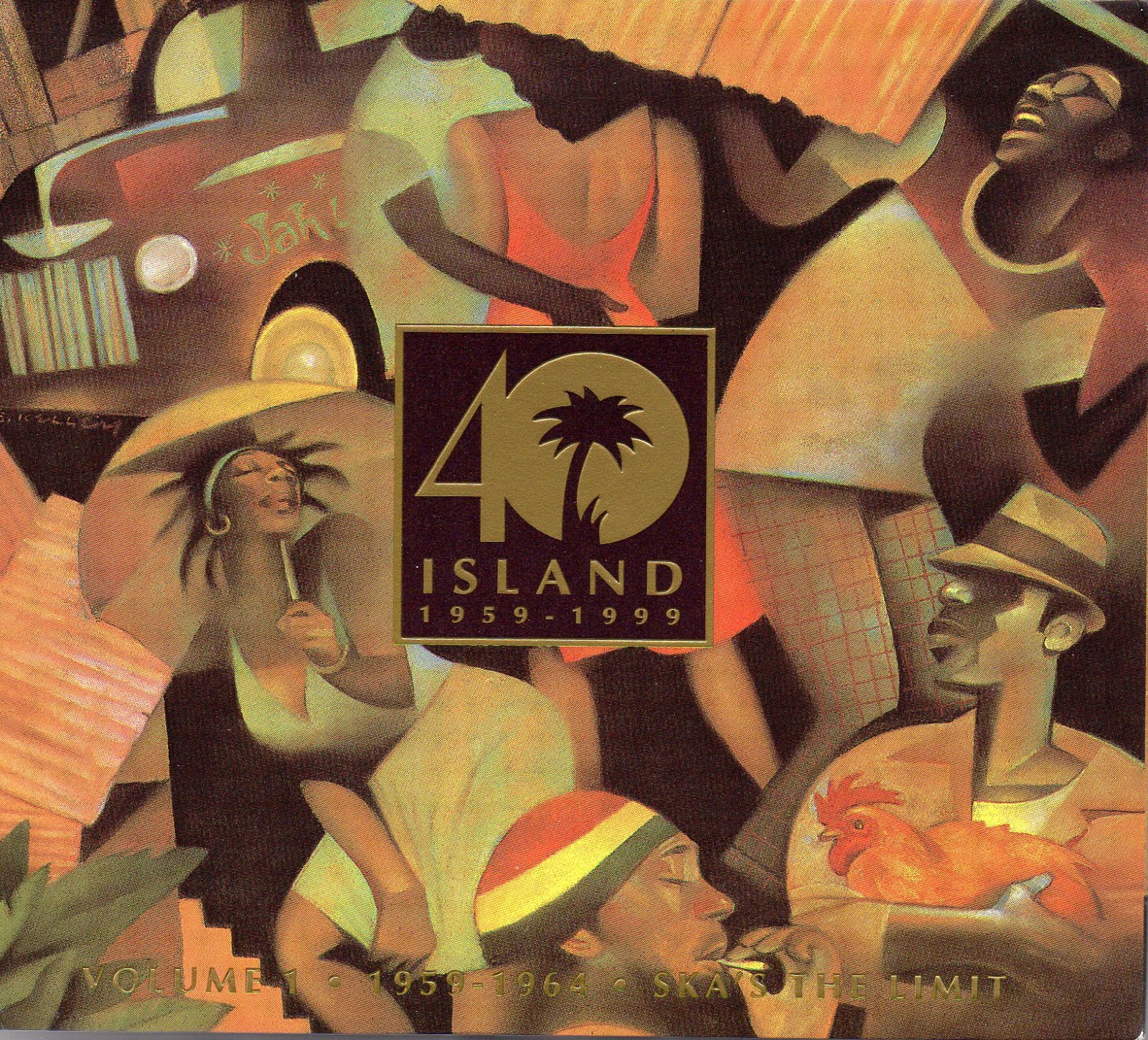 Island Records 40 Years Vol.1