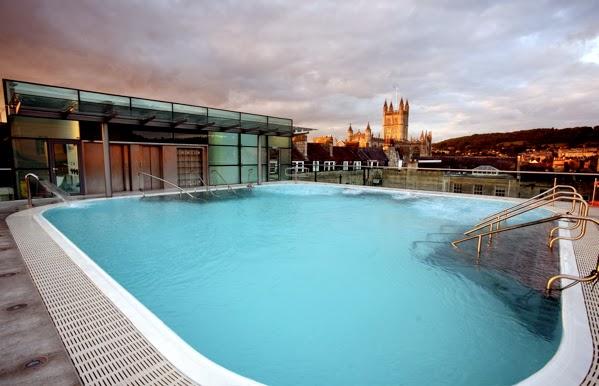 Visitare le Terme di Bath