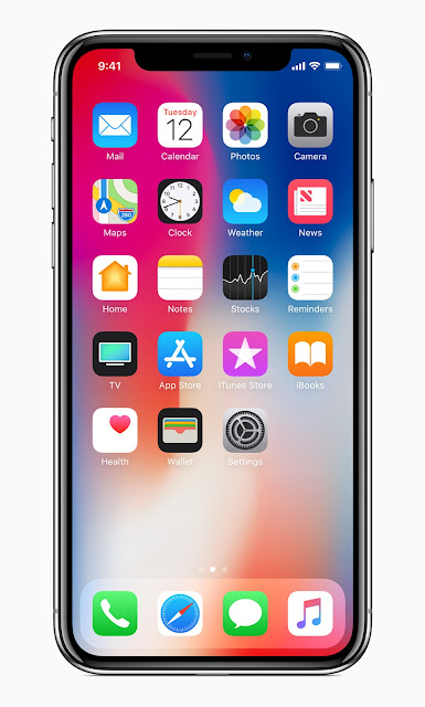 iPhone X is unveiled: Full front display is now reality