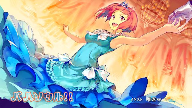 Shingeki No Bahamut: Virgin Soul di Rekomendasi Anime Romance - Shoujo terbaik