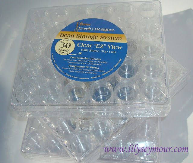 Clear Plastic 7gram jars with lids
