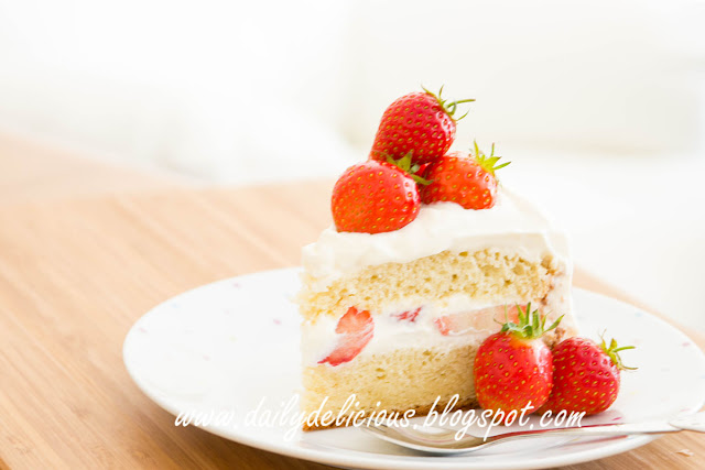 Strawberry Shortcake Ice Cream Cake Good Humor