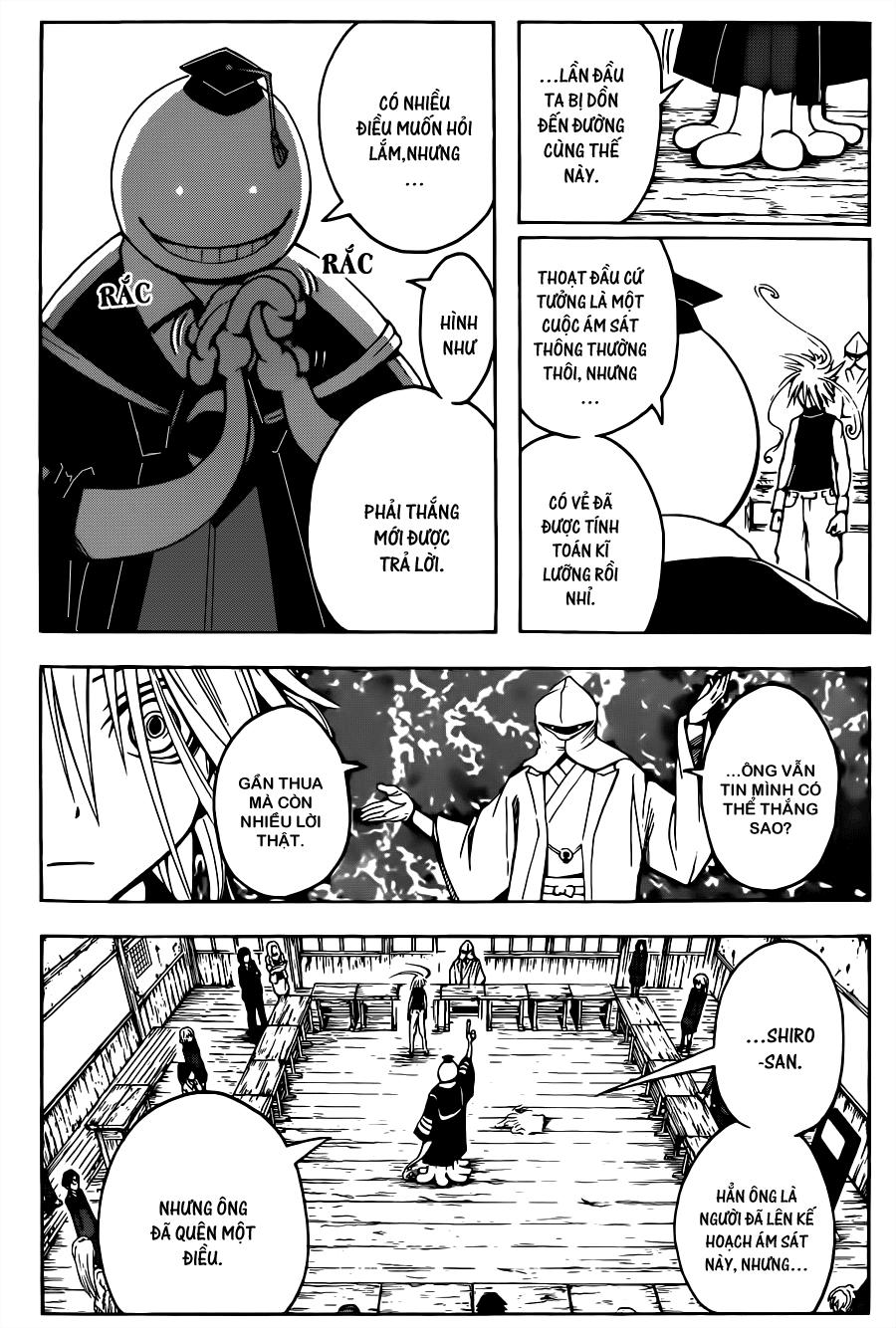 Ansatsu Kyoushitsu chap 31 trang 13
