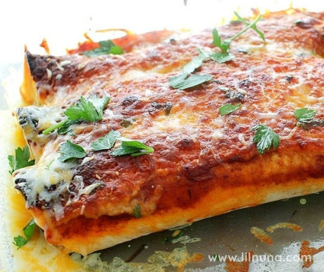 Beef Enchiladas With Homemade Enchilada Sauce