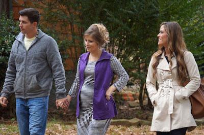 Chad Paine, Erin Paine, Whitney Bates