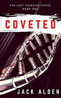 Coveted - a thrilling dystopian science fiction by Jack Alden