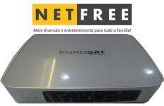 Resultado de imagem para NETFREE EUROSAT