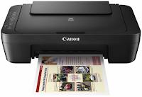 Canon MG3010 Setup Printer